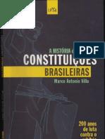 História das Constituições