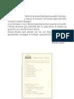 Catalogo DOMUS_A_10-09 Strumenti Musicali