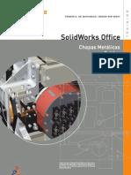Solidworks - Chapas Metálicas e Soldas