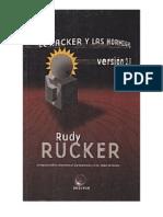 Rucker, Rudy.- El Hacker y Las Hormigas