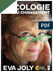 Profession de Foi Eva Joly - Election Présidentielle 2012 - Premier tour