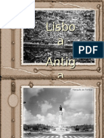 Lisboa de outros tempos