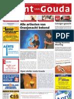 De Krant Van Gouda, 12 April 2012