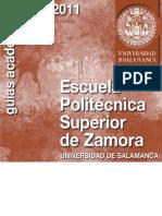 e Politecnica s Zamora 2010-2011