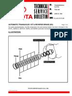 Automatic Transaxles 1st & Reverse Brake b3 T-tc002-93