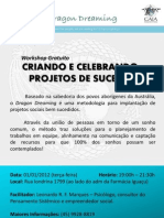 Folder Workshop Cascavel 03.01.2012