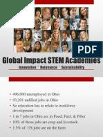 Global Impact STEM Presentation