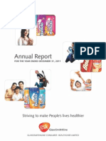 GSK Annual Report 2011