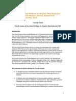 IDRC Concept Paper 2013