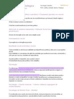 Sociologia (08-02) - O Enfoque Sociológico
