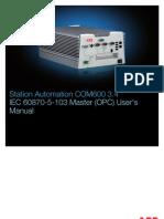 COM600_3.4 IEC60870-5-103 Master Protocol OPC usg_752278_ENf