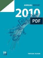 Portugal Telecom Annual 2010