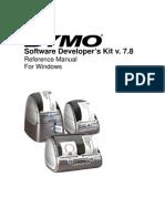 DYMO Label Software SDK Manual