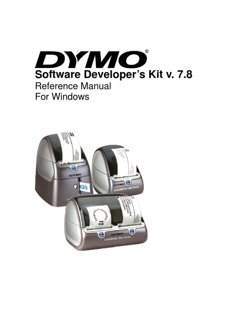 Dymo Developer