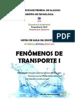 Apostila Fenomenos Transportes 1 - Roberaldo