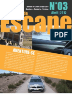 Boleltim Nº3 - Escape Livre