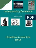Understanding Excellence Shah CCIH2006