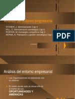 Ejemplo de Analisis de Entorno