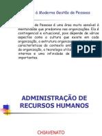 AULA+1+ADM.+GESTÃO+DE+PESSOAS.+CHIAVENATO