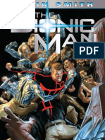 The Bionic Man #8 Preview