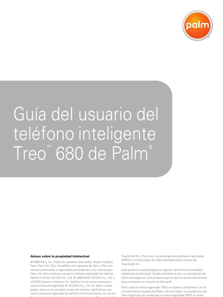 Treo680 Manual
