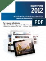 2012 UT Media Update