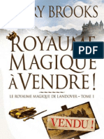 Brooks,Terry-[Royaume Magique a Vendre-1]Royaume Magique a Vendre !(1986).OCR.french.ebook.alexandriZ