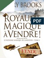 Brooks,Terry-[Royaume Magique a Vendre-1]Royaume Magique a Vendre !(1986).OCR.french.ebook.alexandriZ