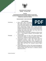 Perbup 10 Tahun 2008 Ttg Pelaksanaan Perda No. 18 Ttg Organisasi Dan Tata Kerja Lembaga Teknis Pemerintah Kab. Pinrang - Copy