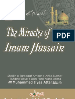 Miracles of Imam Hussein
