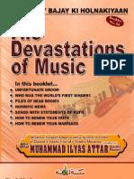 The Devastations of Music