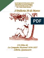 Unidad Didactica 20 de Marzo