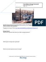 Energy Scorecard