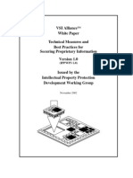 Vsia Ip Protection Measurements