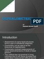 cephalometrics PPT