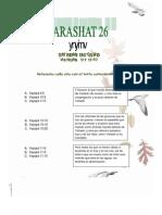 Parashat Sheminí # 26 Adol 6013