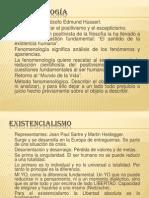 Contexto Filosofía Contemporánea s.XX