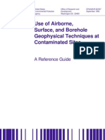 Geophysics Methods Guide