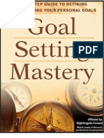 GoalSetting Mastery eBook - Brian Tracy