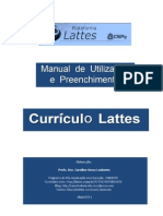 Manual de Preenchimento Do Currc3adculo Lattes1