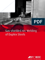 BOC 216521 Gas Shielded ArcWelding of Duplex Steels BrochureAUS