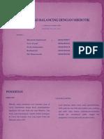 Tugas Jarkom Unindra Analisis Metode Load Balancing Dengan Mikrotik