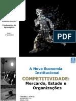 AZEVEDO A Nova Economia Institucional Apresentação