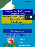 Standard English Verbs