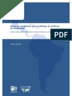 Hacia un mecanismo para el diálogo de políticas de innovación Oportunidades y desafíos para América Latina y El Caribe