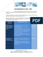 CAMBIOS FISCALES 2012 CFD[1]