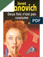 2 - Deux Fois n'Est Pas Coutume - Janet Evanovich
