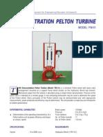 Pelton Turbine P#11