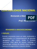 Aula Cn - Revisando a Macroeconomia - Slides
