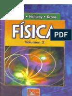 Física Vol. 2 - Resnick y Halliday - 5 Ed